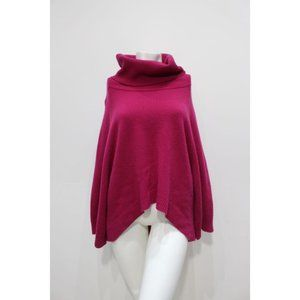 Theory Jufina royal cashmere cowl neck sweater S